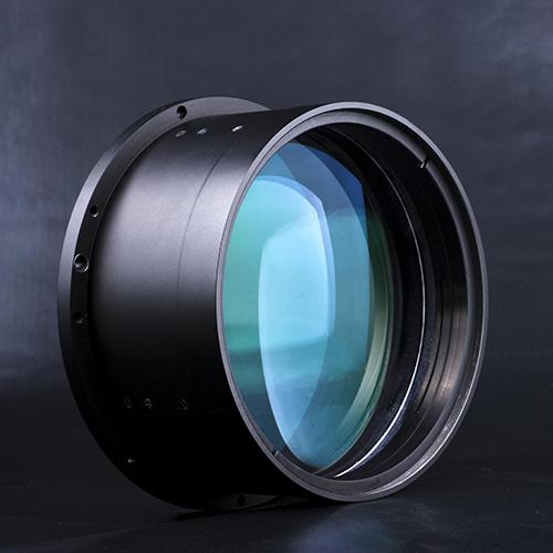 Astronomical telescope lens