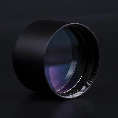 Astronomical telescope lens ED88 objective lens group (3 pieces)