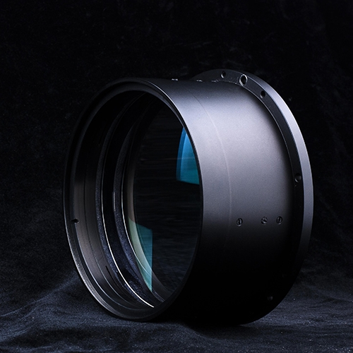 Astronomical telescope lens ED objective lens