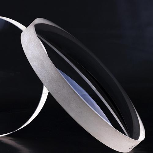 non planar optical lens