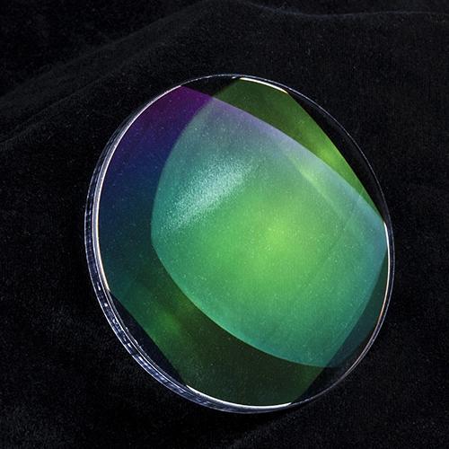 Concave convex optical lens